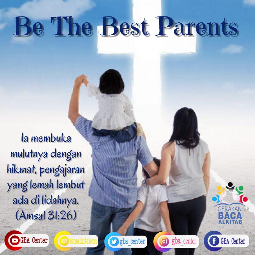 be the best parents