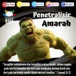 Penetralisir Amarah | 1 Samuel 25:33 (TB)