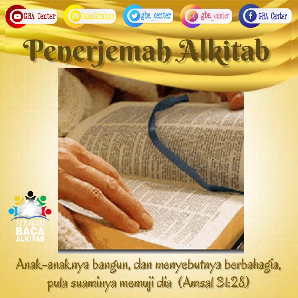Penerjemah Alkitab