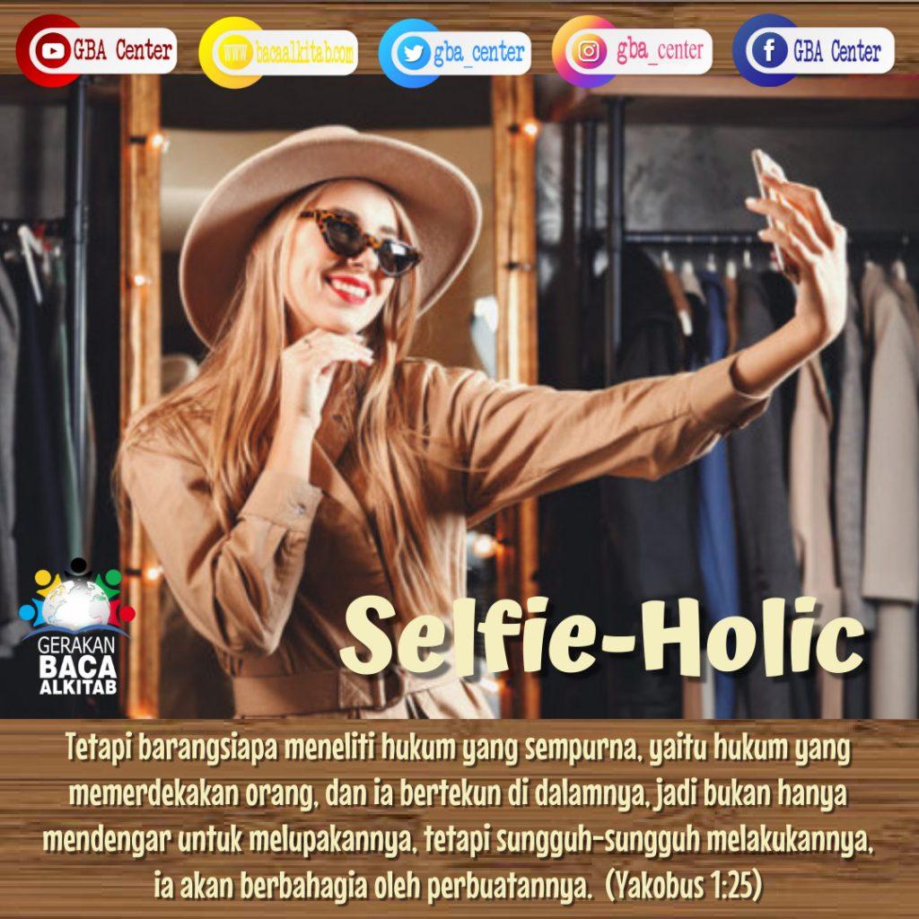 Selfie-Holic