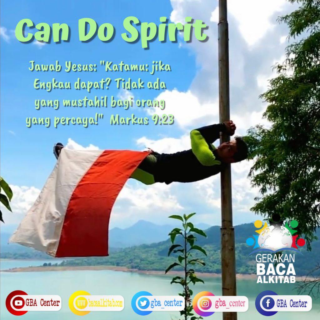 Can Do Spirit