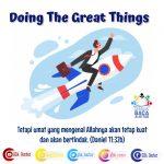 Doing The Great Things | Daniel 11:32b (TB)
