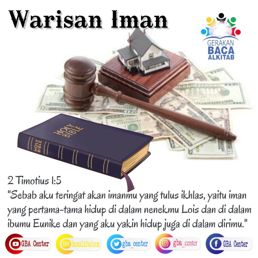Warisan Iman