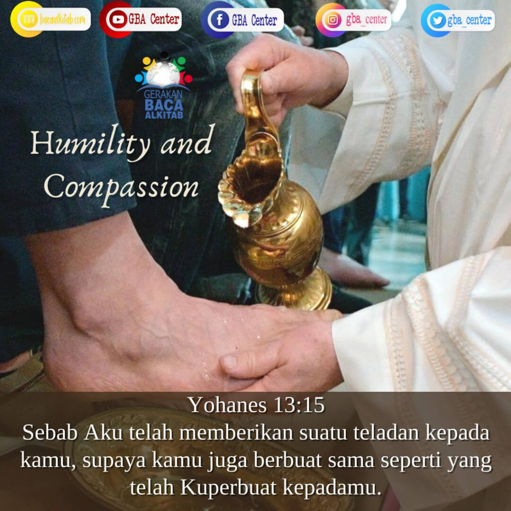 Humility and Compassion